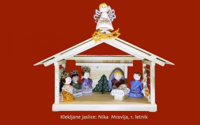 Božično – novoletno voščilo