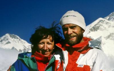Večer z gosti: alpinista Marija in Andrej Štremfelj, 5. 3. 2021